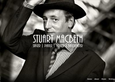 Stuart Macbeth
